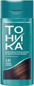 Тоника Бальзам оттеночный 3.01 Горький шоколад 150мл
