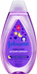 Johnson's Baby Шампунь Детский Перед сном 300мл