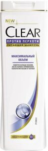 Clear Шампунь W-Cosmo Максимальный объем 200мл