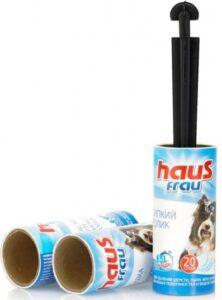 Haus Frau ролик для чистки одежды и сменный блок 20 слоёв+2 насадки