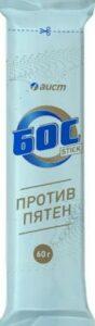 АИСТ «БОС» стик Против пятен 60гр
