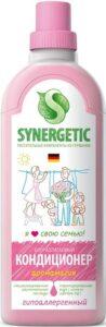 Synergetic кондиционер для белья Гипоаллергенный Аромамагия 1л