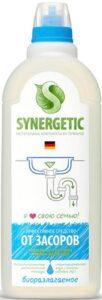 Synergetic средство для чистки труб Щелочное 1л