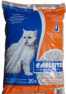 Сибирская Кошка наполнитель Catlitter Впитывающий 20л
