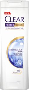 Clear Шампунь Максимальный объем 400мл