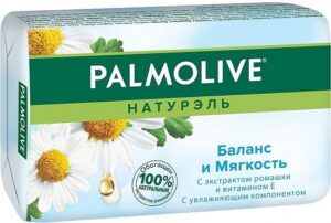 Palmolive мыло Натурэль Ромашка и витамин Е 150гр
