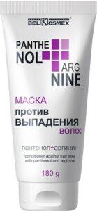 BelKosmex бальзам-кондиционер для волос Против выпадения Пантенол+Аргинин 220мл