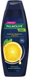 Palmolive Men Шампунь Энергия свежести Апельсин 200мл