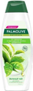 Palmolive Шампунь от Перхоти и Выпадения волос Зелёный чай 200мл