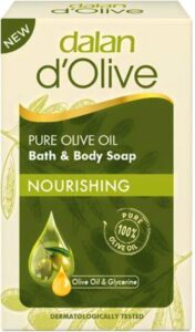 Dalan Nourishing мыло с эктрактом Оливы 200гр