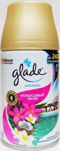 Glade Automatic сменный освежитель воздуха Кокосовый бали 269мл