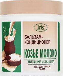 IRIS Cosmetic Бальзам-кондиционер для волос Питание и Защита Козье Молоко 500мл