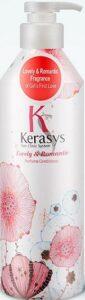 Kerasys кондиционер для волос парфюмированный Lovely&Romantic 600мл