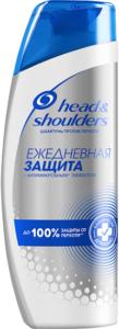 HEAD & SHOULDERS Men Шампунь против перхоти Ежедневная защита с Антибактериальным эффектом 300мл