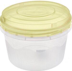 Альтернатива ёмкость для хранения продуктов Круглая 1.5л