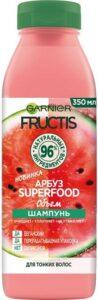 Fructis  Шампунь Superfood Объём с экстрактом Арбуза 350мл